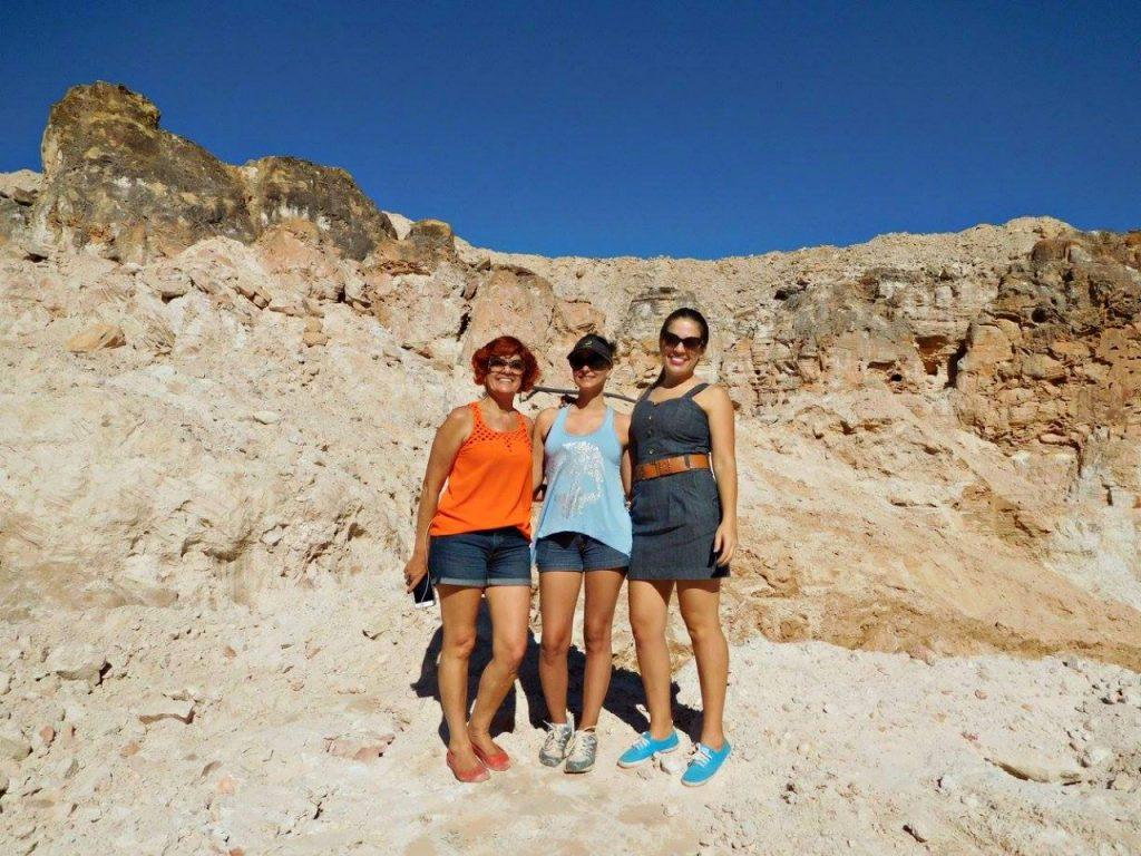 Blogueiras de Viagem no Garimpo de Cristal