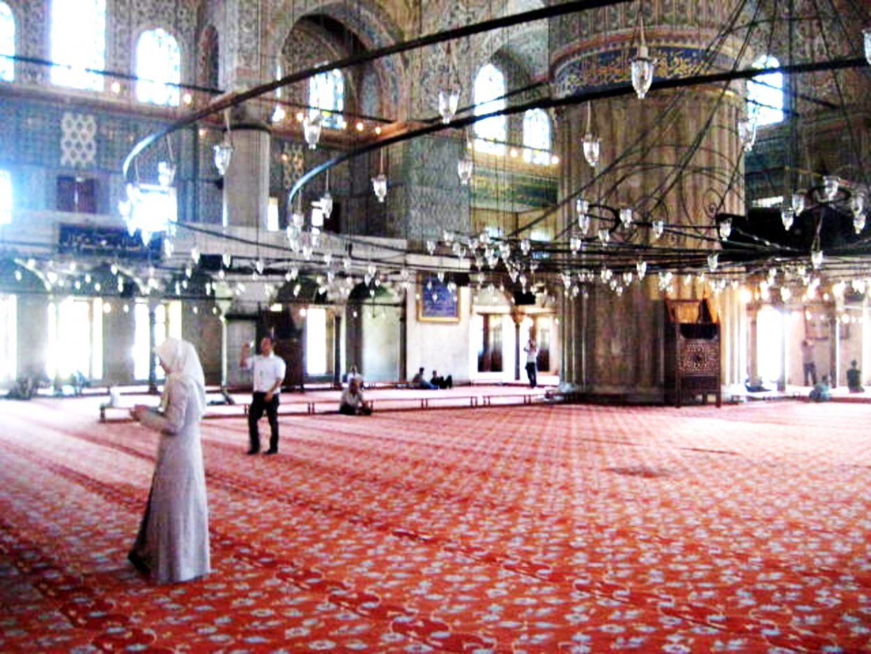 Istambul, cidade mágica - Ragia Sofia