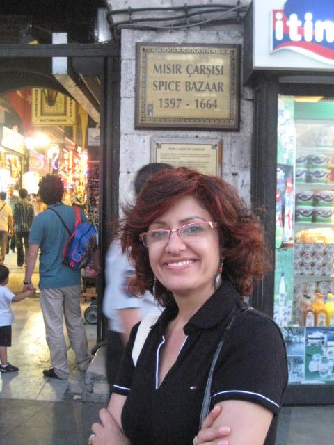 Istambul- Bazar de Especiarias