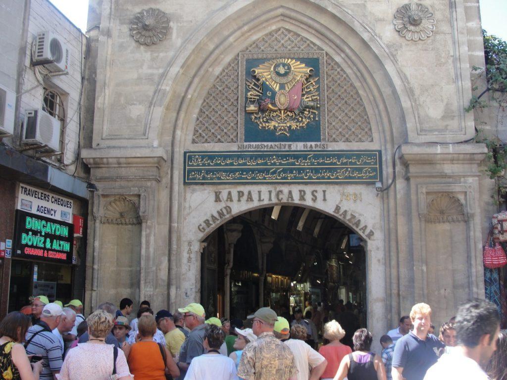 Istambul, cidade mágica - Gran Bazar