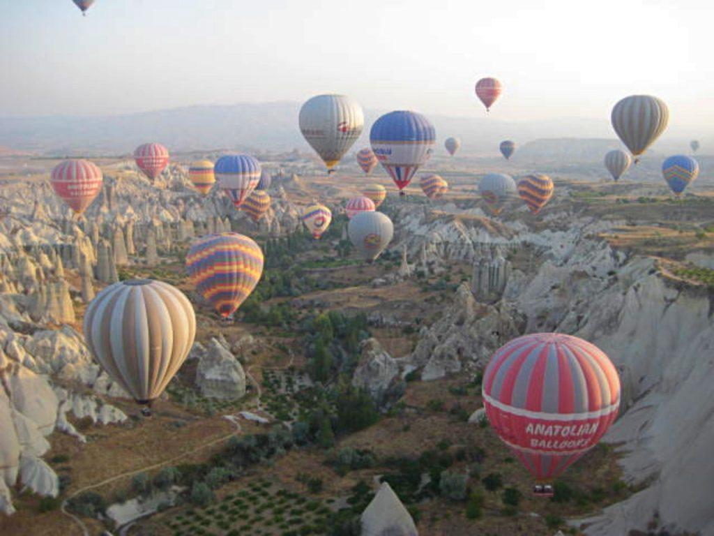 10 dias na Turquia - Capadócia