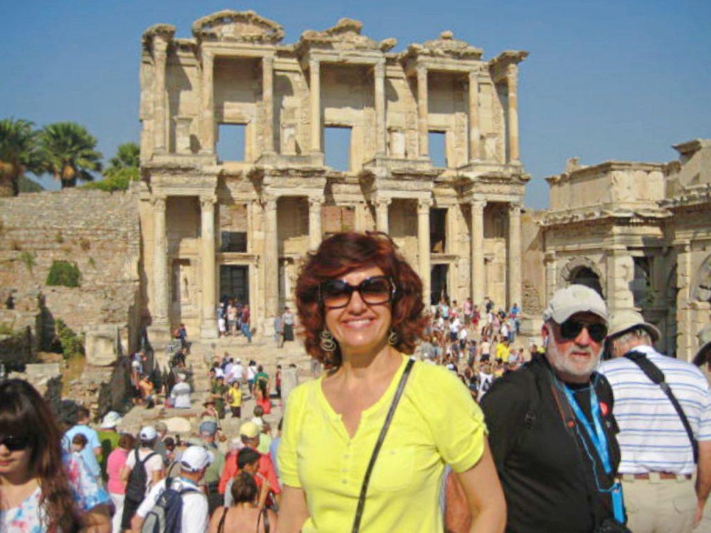 10 dias na Turquia - ruínas de Éfeso