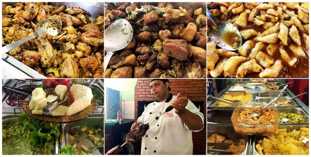 Onde Comer em Cristalina - Restaurante Kilão