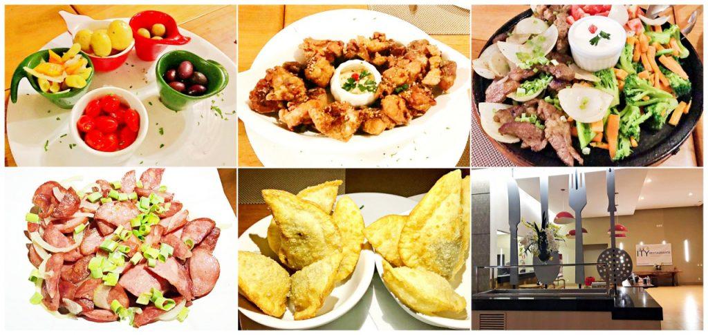 Onde comer em Cristalina - Ity Restaurante