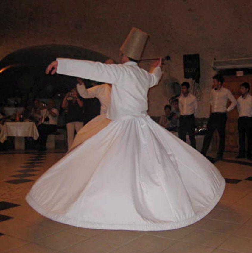 Turquia - Konia - Padres Dervixes