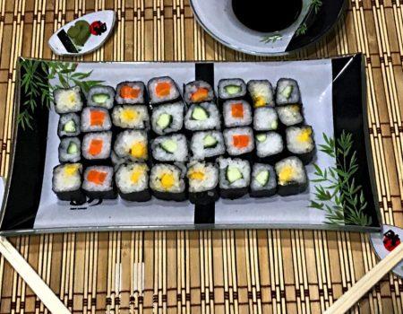 Receita de Sushi, como preparar este delicioso prato japonês