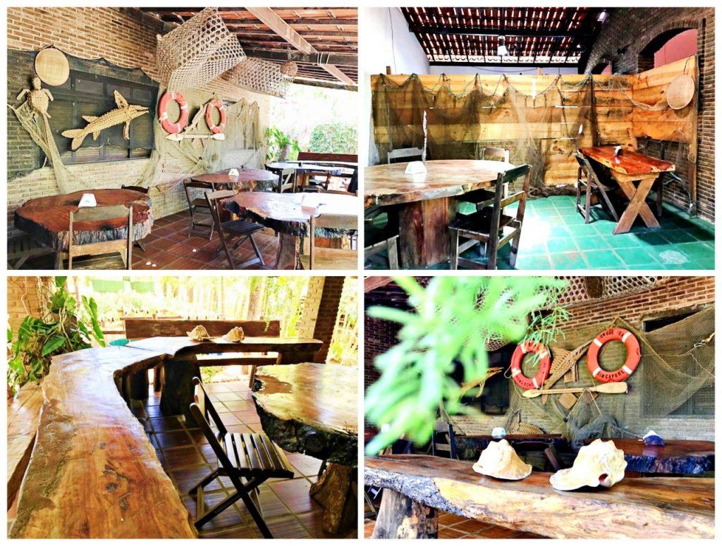 Restaurante O Pescador - ambiente
