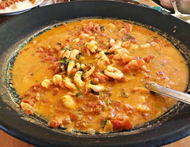 Restaurante O Pescador, quem sabe faz na hora… – Itacimirim/BA