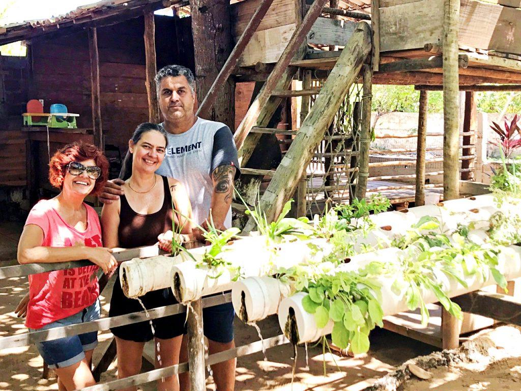 Restaurante O Pescador - Roberta e Luciano