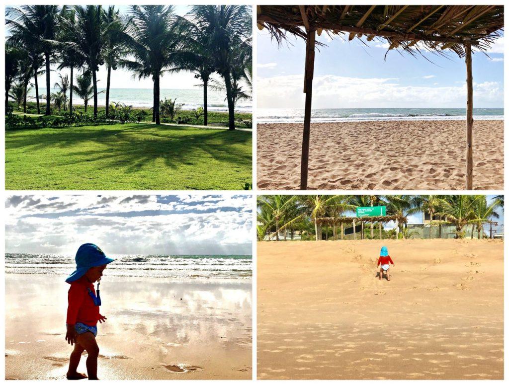 Praia de Guarajuba-Condominio Costa Smeralda e Paraíso