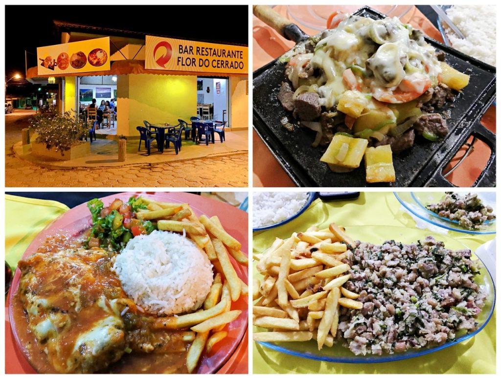 Restaurante Flor-do Cerrado Cavalcante Goáis