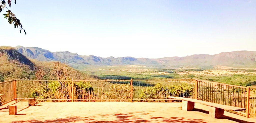 Vista Mirante da Nova Aurora Cavalcante Goiás