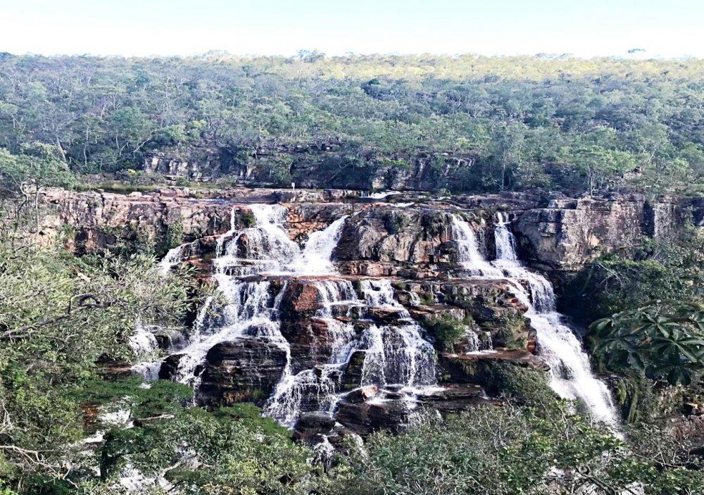 Cachoeira Almécegas I - Pousada Fazenda São Bento