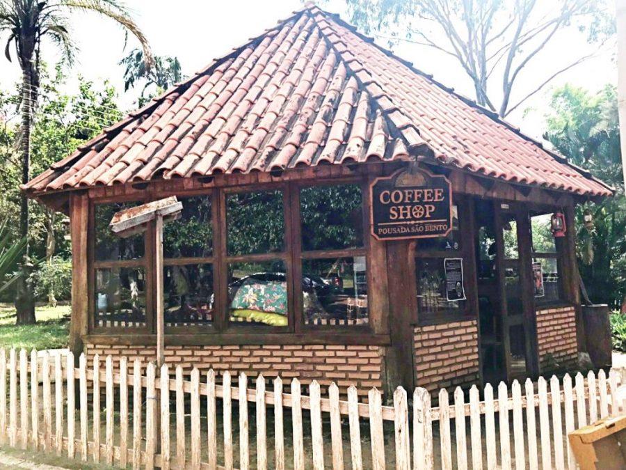 Pousada Fazenda São Bento - Coffee Shop