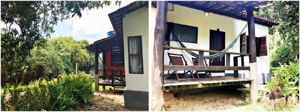 Pousada Fazenda São Bento - apartamentos