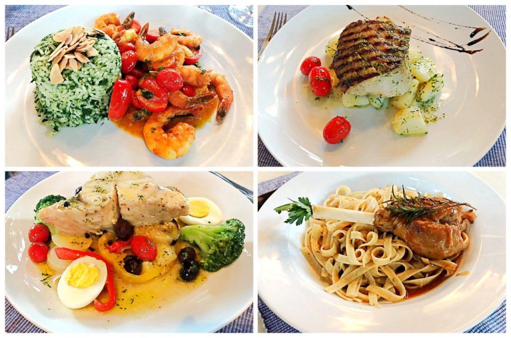 Refúgio da Vila - Gastronomia