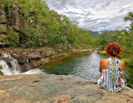 As Cachoeiras da Fazenda São Bento