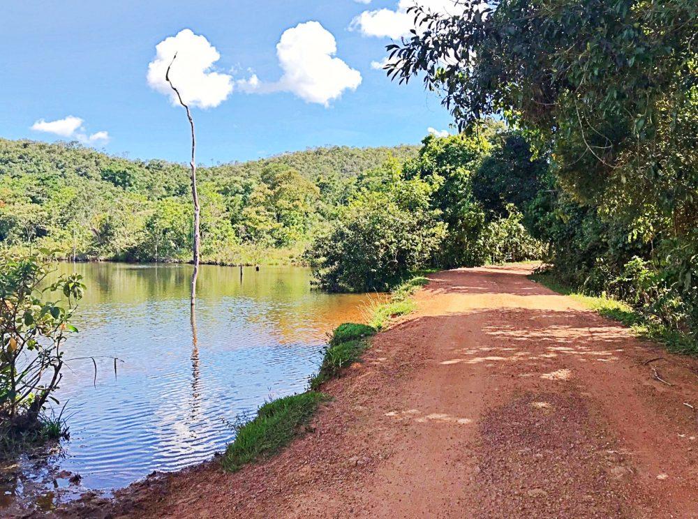 Cachoeiras da Fazenda São Bento - caminho para as Almécegas I e II