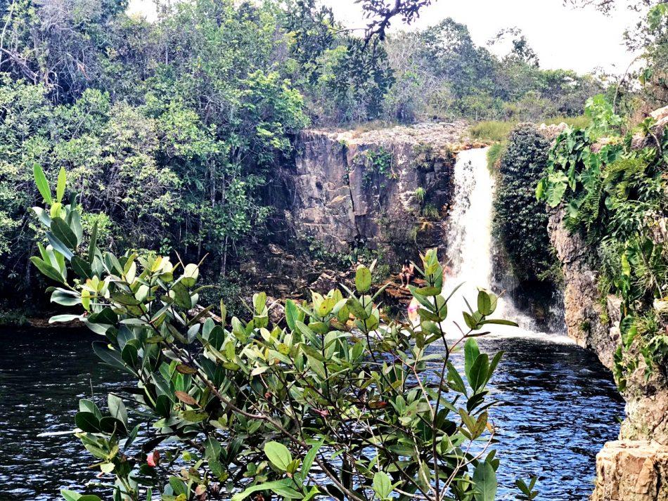 Cachoeira São Bento - cachoeiras da Fazenda São Bento