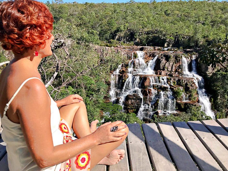Mirante da cachoeiras Almécegas I