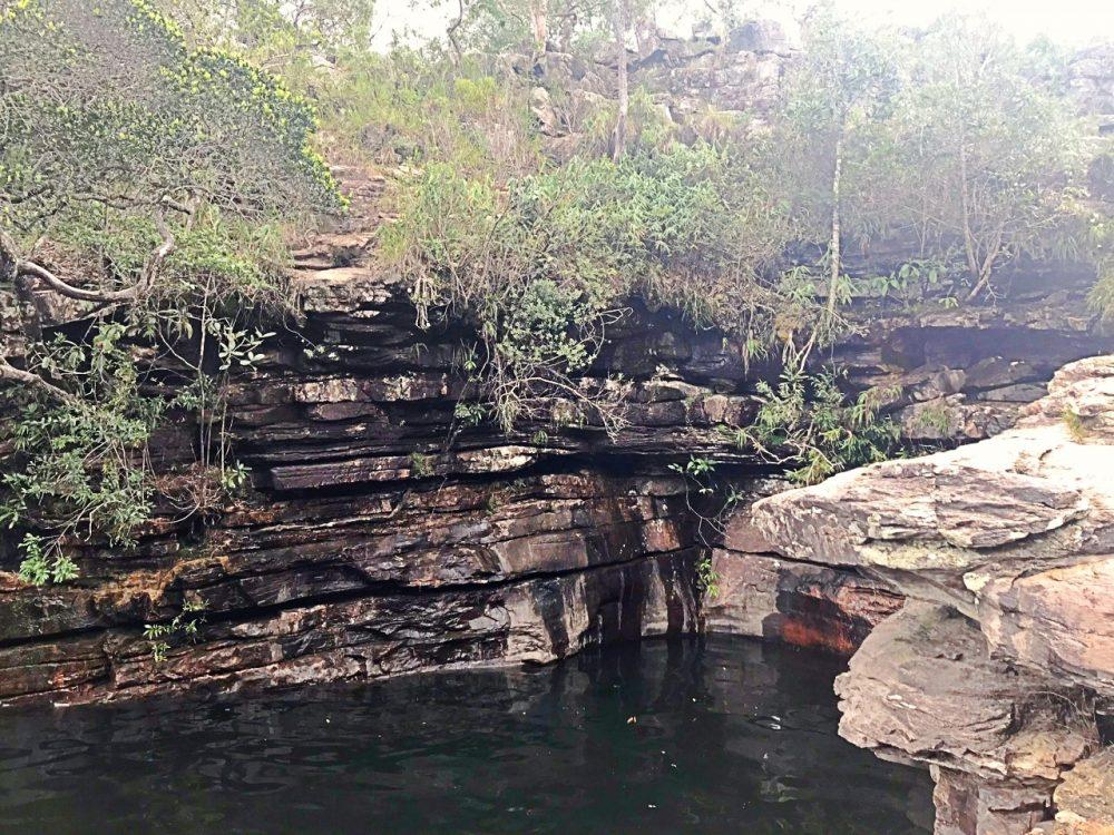 Paredão Cachoeira Almécegas II