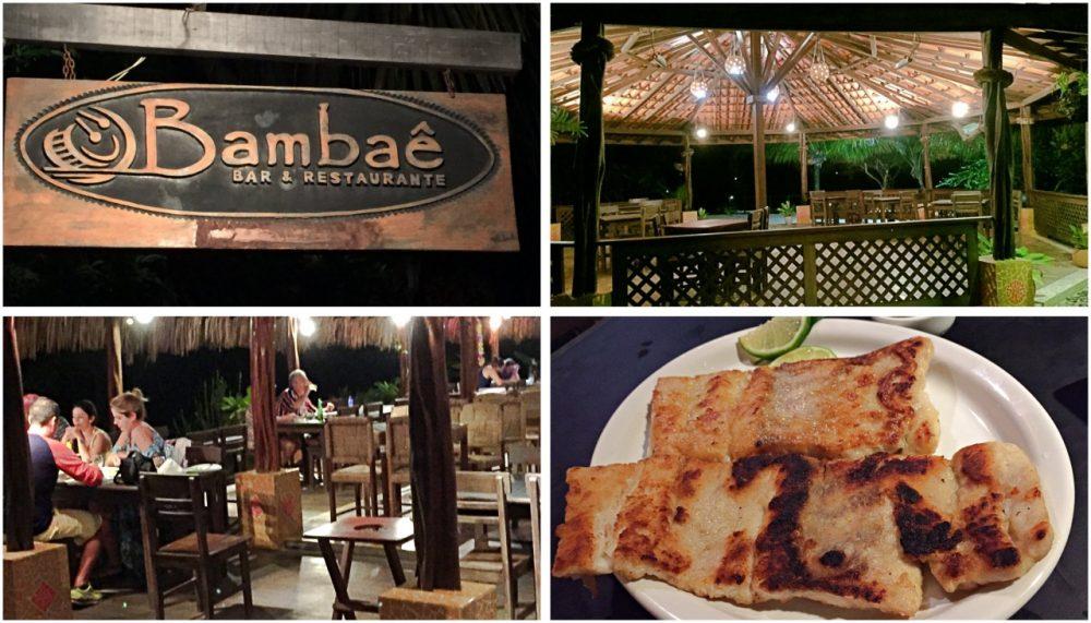 Lençóis Maranhenses - Bar e Restaurante Bambaê