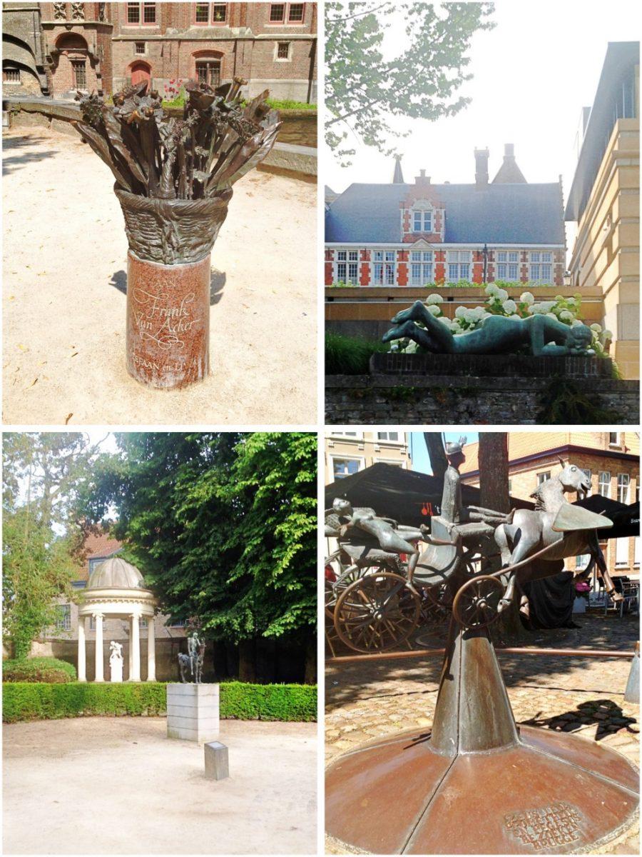 Bruges e suas artes