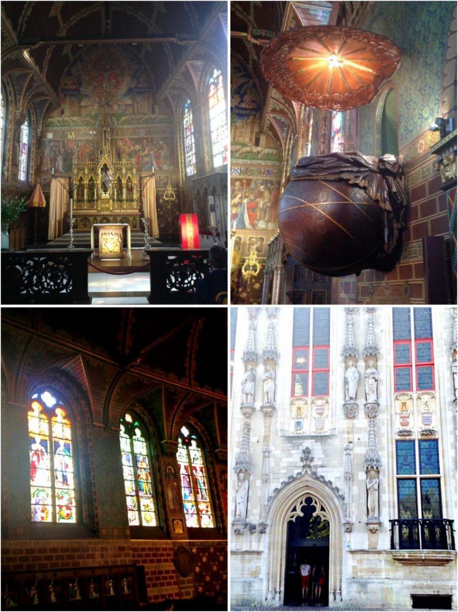 Bruges - Basílica do Sangue Sagrado