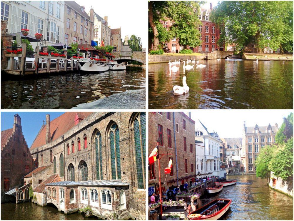 Bruges - canais
