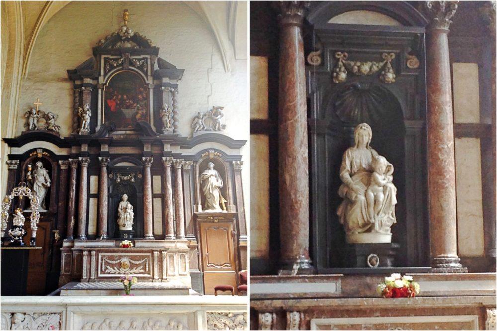 Bruges - Igreja de Nossa Senhora
