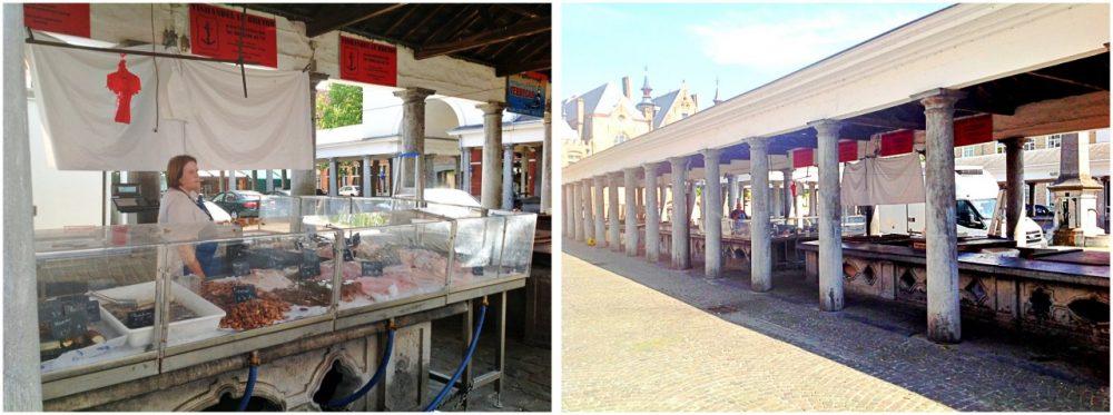 Bruges - Mercado de Peixes