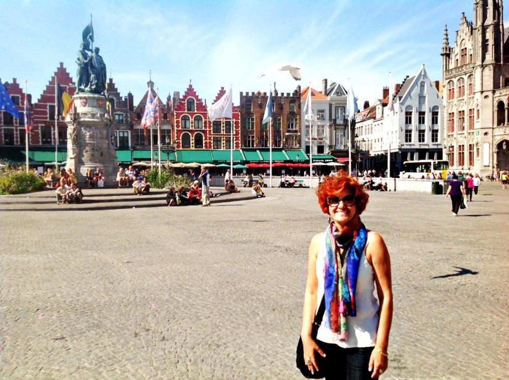 Bruges - Praça do Mercado