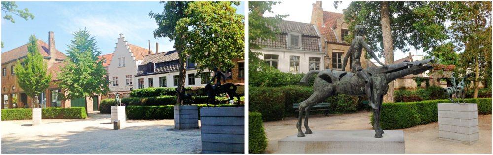 Bruges - Os Quatro Cavalheiros do Apocalipse
