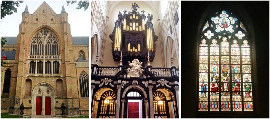 Bruges - Igreja São Salvador