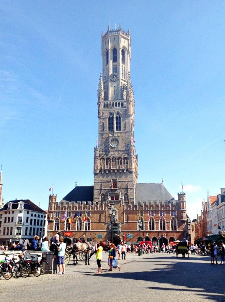 Bruges Torre Belfort