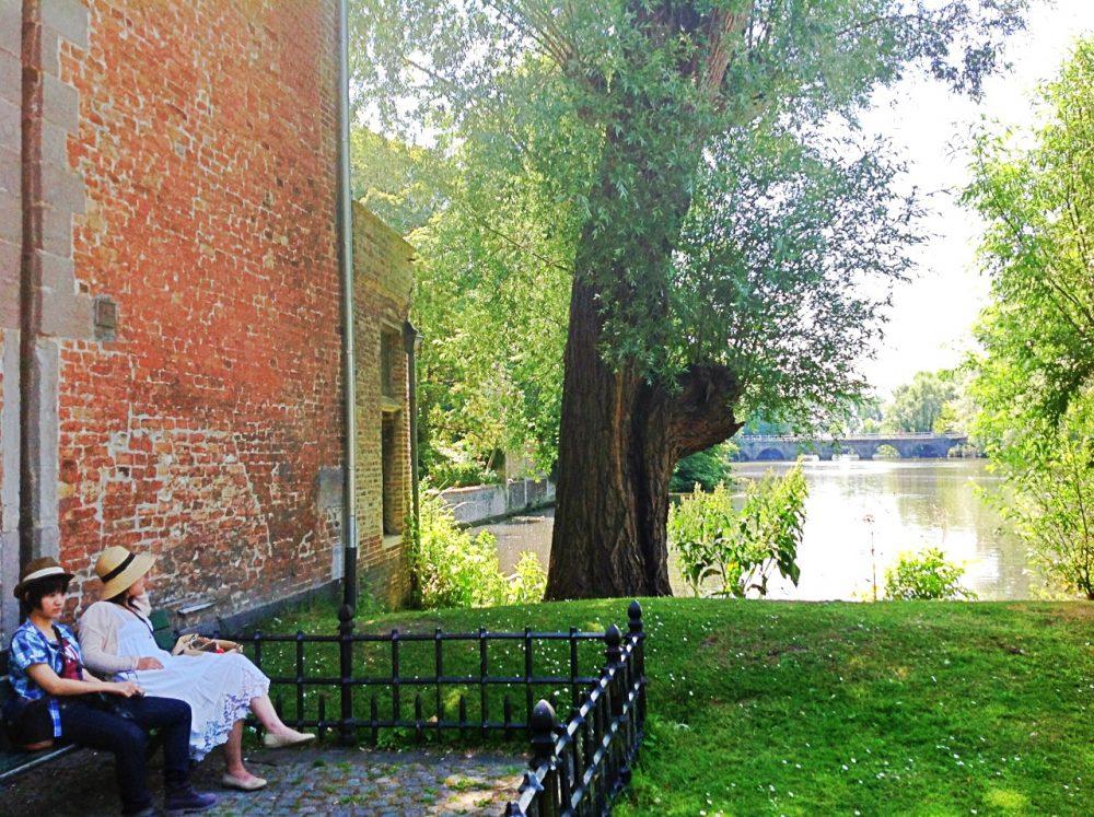 Bruges e seus cantinhos