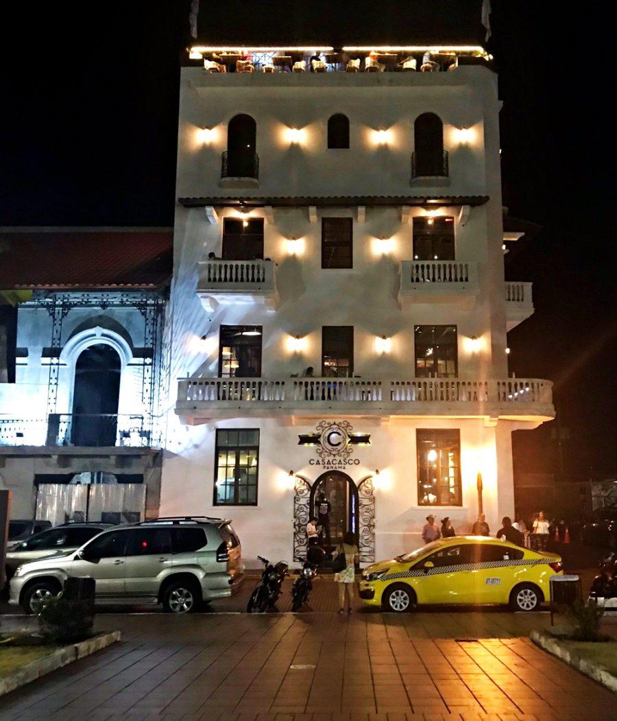 Casa Casco - Cidade do Panama