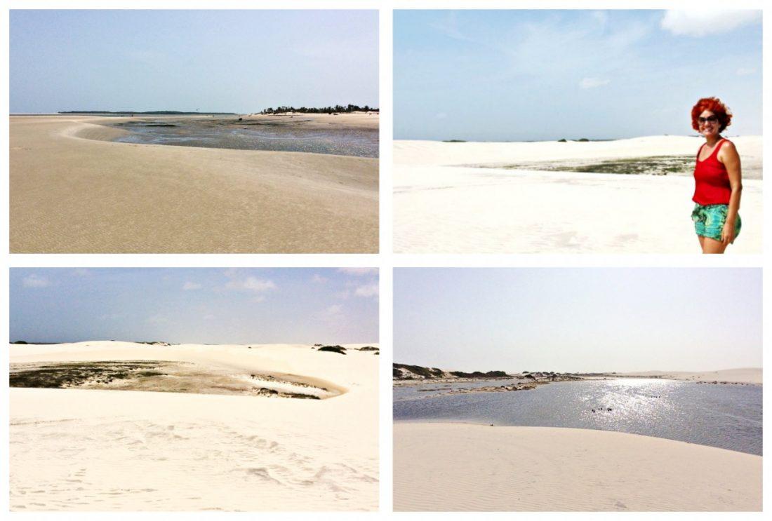 Lençóis Maranhenses - dunas