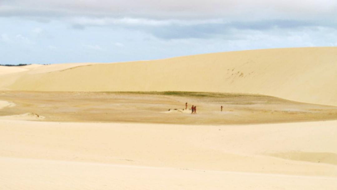 Lençóis Maranhense - dunas