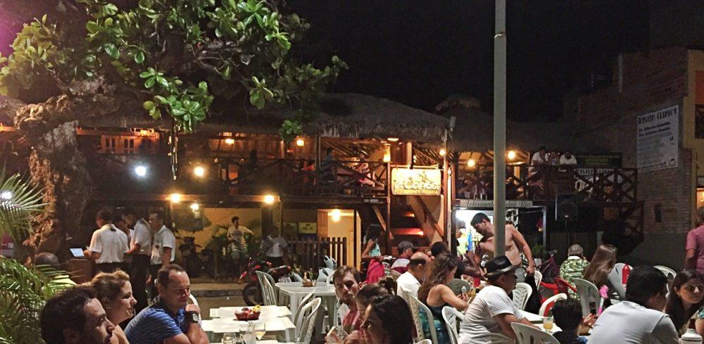 Lençóis Maranhenses - restaurante A Canoa