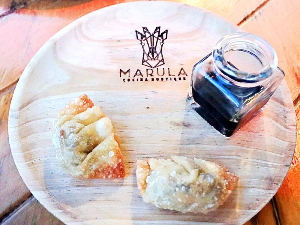 Marula Cocina Boutique - Gyosas de Pollo