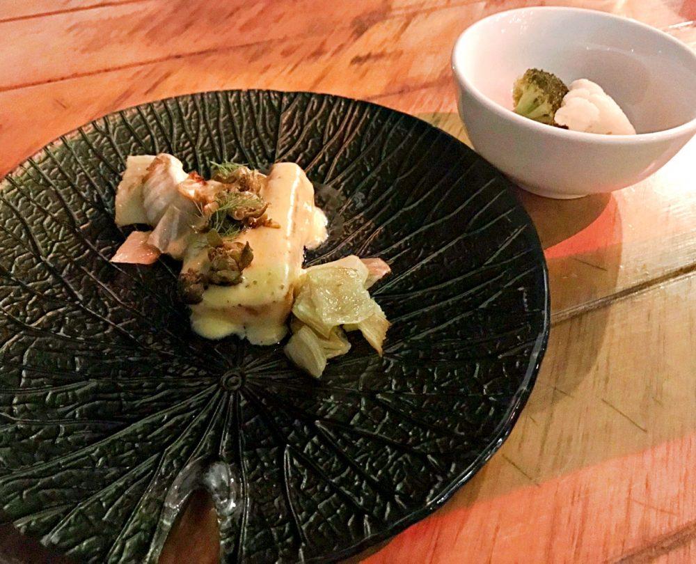 Marula Cocina Boutique - Corvina em Salsa de Limão