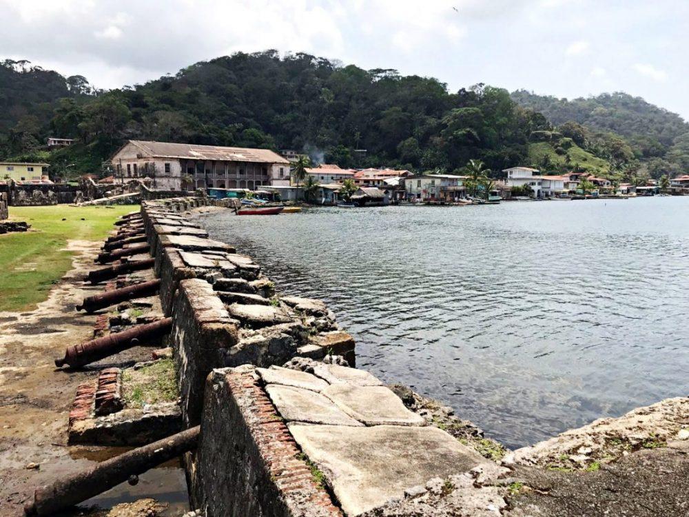 Forte de SAn Jeronimo, Portobelo, Panamá