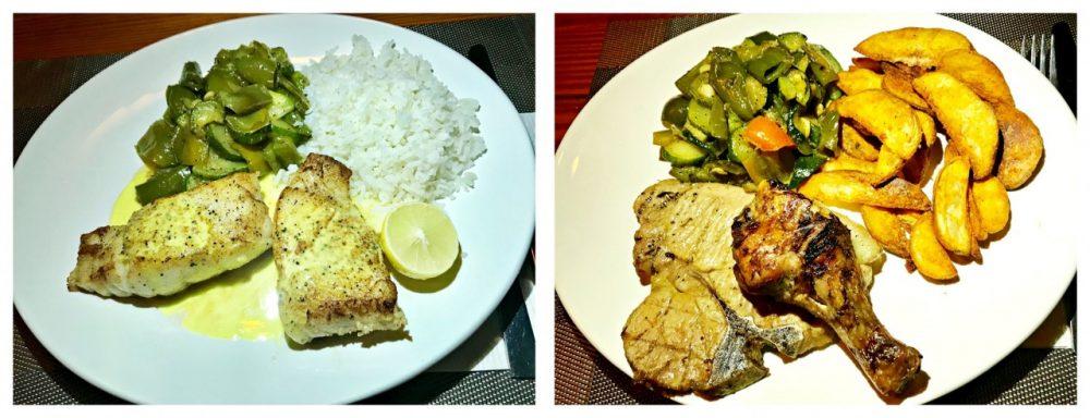 Guest House, Portobelo - jantar
