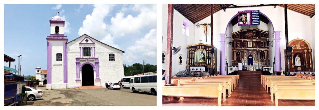 Igreja de San Felipe, Portobelo, Panamá