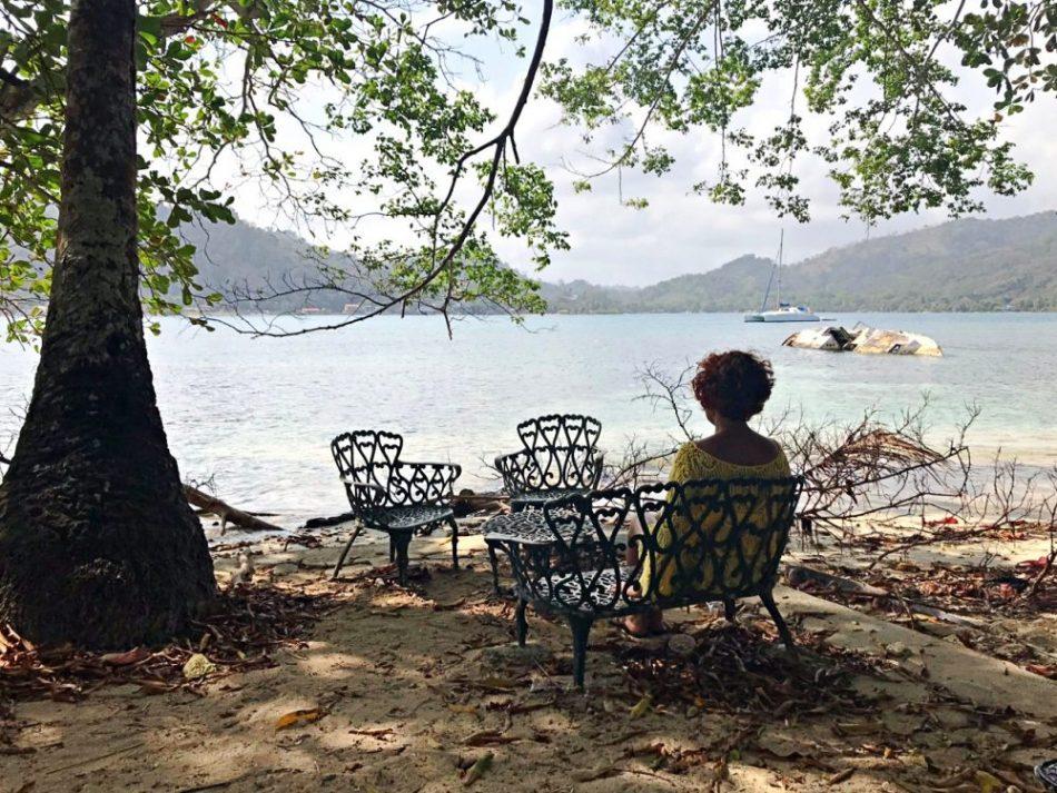 Isla Grande, cantinhos charmosos