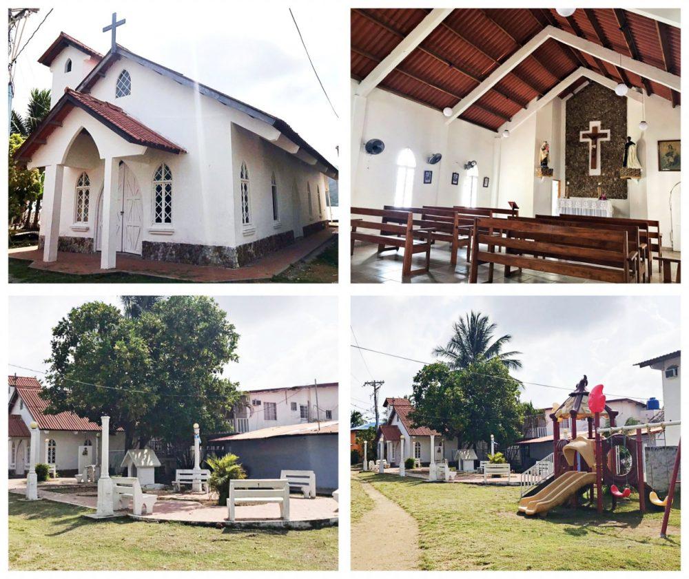 Iglesia Virgen del Mar - Isla Grande