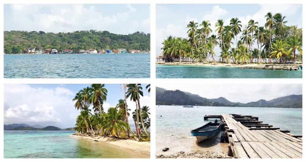 Isla Grande Portobelo, Panamá