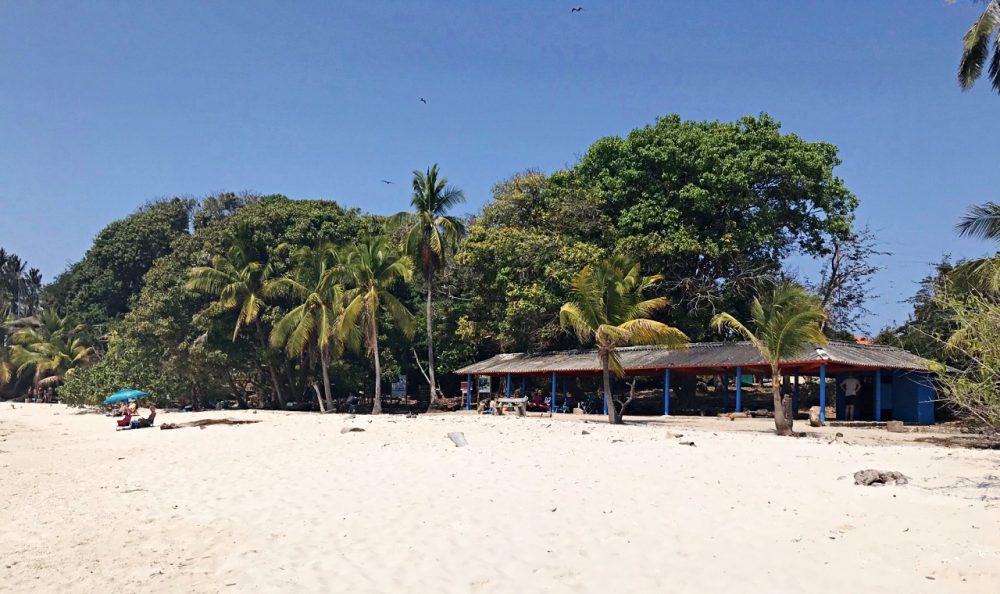 Isla Iguana- terceira construção