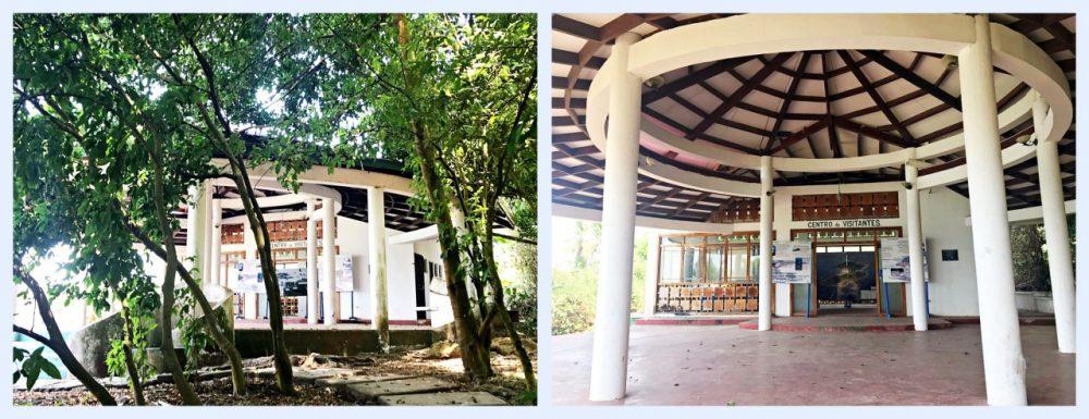 Isla Iguana - Museu Centro de Visitação